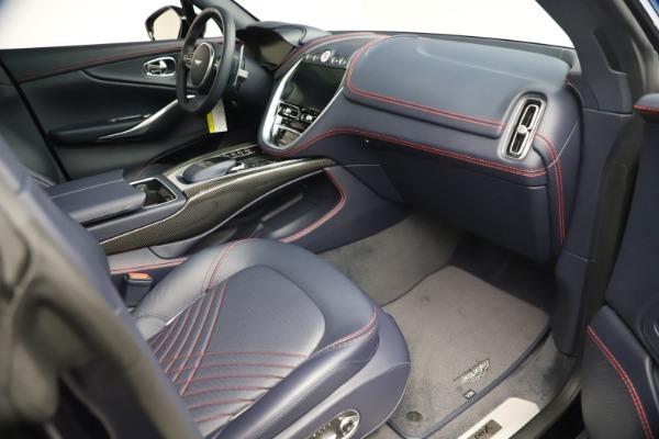New 2021 Aston Martin DBX for sale $213,086 at Maserati of Westport in Westport CT 06880 21