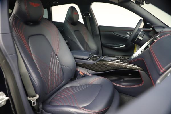 New 2021 Aston Martin DBX for sale $213,086 at Maserati of Westport in Westport CT 06880 23