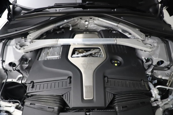 New 2021 Aston Martin DBX for sale $213,086 at Maserati of Westport in Westport CT 06880 25