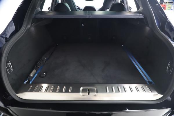 New 2021 Aston Martin DBX for sale $213,086 at Maserati of Westport in Westport CT 06880 26