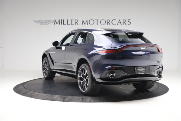 New 2021 Aston Martin DBX for sale $213,086 at Maserati of Westport in Westport CT 06880 4