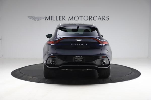 New 2021 Aston Martin DBX for sale $213,086 at Maserati of Westport in Westport CT 06880 5