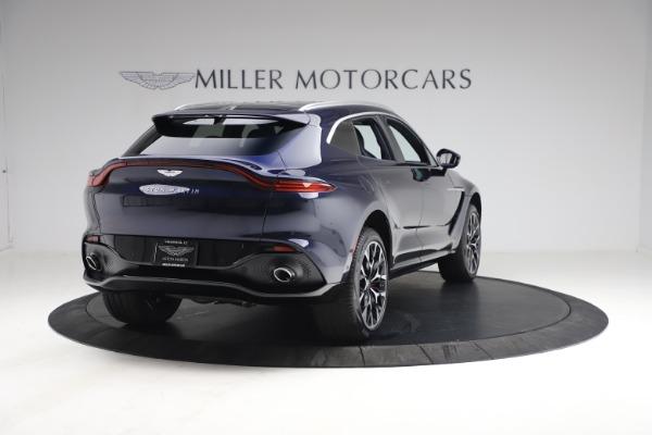 New 2021 Aston Martin DBX for sale $213,086 at Maserati of Westport in Westport CT 06880 6