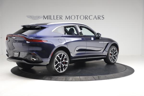New 2021 Aston Martin DBX for sale $213,086 at Maserati of Westport in Westport CT 06880 7