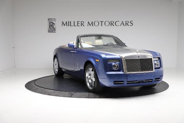 Used 2009 Rolls-Royce Phantom Drophead Coupe for sale $219,900 at Maserati of Westport in Westport CT 06880 11