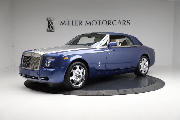 Used 2009 Rolls-Royce Phantom Drophead Coupe for sale $219,900 at Maserati of Westport in Westport CT 06880 13
