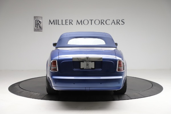 Used 2009 Rolls-Royce Phantom Drophead Coupe for sale $219,900 at Maserati of Westport in Westport CT 06880 15