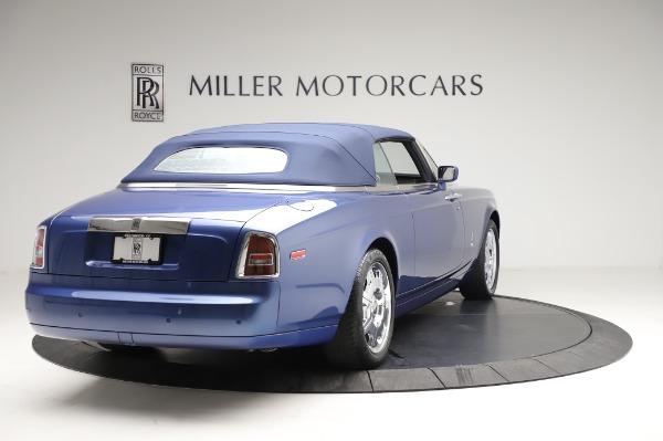 Used 2009 Rolls-Royce Phantom Drophead Coupe for sale $219,900 at Maserati of Westport in Westport CT 06880 16