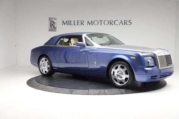 Used 2009 Rolls-Royce Phantom Drophead Coupe for sale $219,900 at Maserati of Westport in Westport CT 06880 18