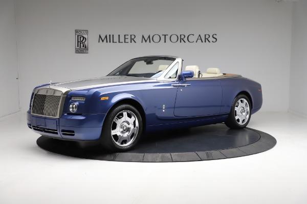 Used 2009 Rolls-Royce Phantom Drophead Coupe for sale $219,900 at Maserati of Westport in Westport CT 06880 2