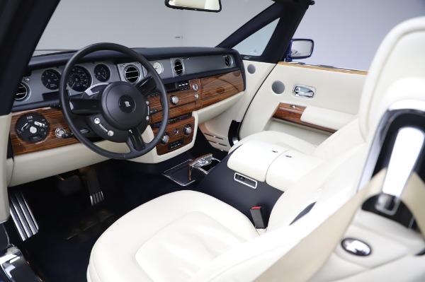 Used 2009 Rolls-Royce Phantom Drophead Coupe for sale $219,900 at Maserati of Westport in Westport CT 06880 20