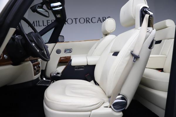 Used 2009 Rolls-Royce Phantom Drophead Coupe for sale $219,900 at Maserati of Westport in Westport CT 06880 21