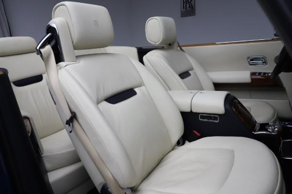 Used 2009 Rolls-Royce Phantom Drophead Coupe for sale $219,900 at Maserati of Westport in Westport CT 06880 26