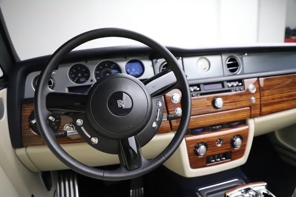 Used 2009 Rolls-Royce Phantom Drophead Coupe for sale $219,900 at Maserati of Westport in Westport CT 06880 27
