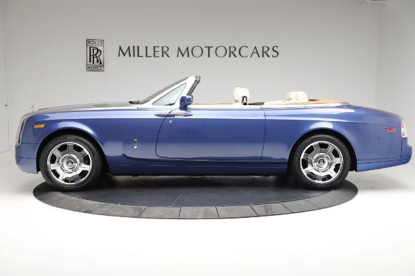 Used 2009 Rolls-Royce Phantom Drophead Coupe for sale $219,900 at Maserati of Westport in Westport CT 06880 3