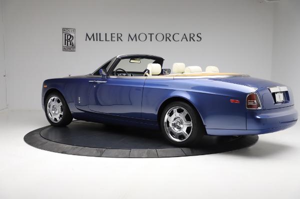 Used 2009 Rolls-Royce Phantom Drophead Coupe for sale $219,900 at Maserati of Westport in Westport CT 06880 4