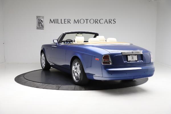 Used 2009 Rolls-Royce Phantom Drophead Coupe for sale $219,900 at Maserati of Westport in Westport CT 06880 5