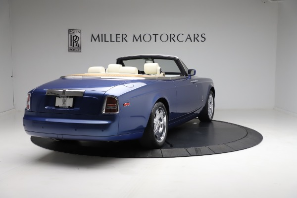 Used 2009 Rolls-Royce Phantom Drophead Coupe for sale $219,900 at Maserati of Westport in Westport CT 06880 7