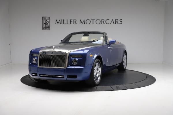 Used 2009 Rolls-Royce Phantom Drophead Coupe for sale $219,900 at Maserati of Westport in Westport CT 06880 1