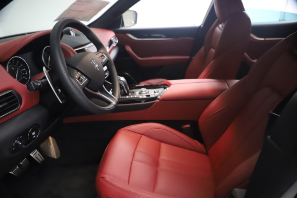 New 2021 Maserati Levante Q4 GranSport for sale $92,485 at Maserati of Westport in Westport CT 06880 15