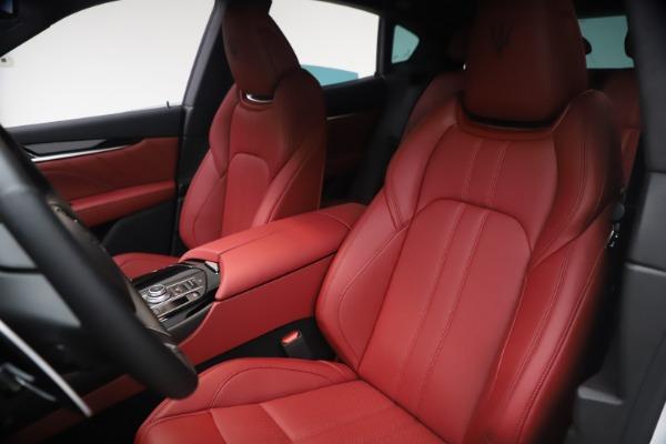 New 2021 Maserati Levante Q4 GranSport for sale $92,485 at Maserati of Westport in Westport CT 06880 16