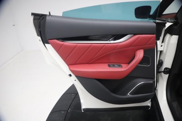 New 2021 Maserati Levante Q4 GranSport for sale $92,485 at Maserati of Westport in Westport CT 06880 20