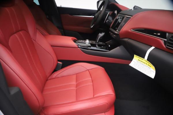 New 2021 Maserati Levante Q4 GranSport for sale $92,485 at Maserati of Westport in Westport CT 06880 22