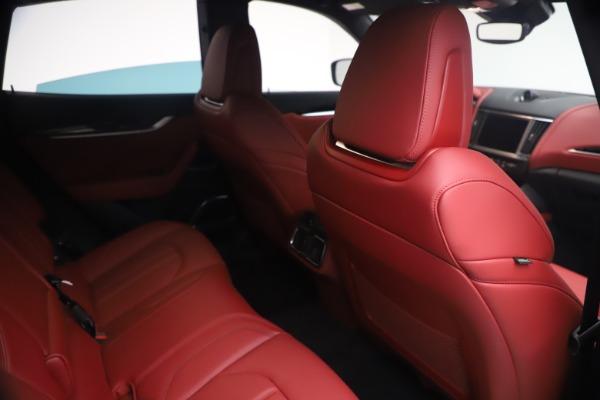 New 2021 Maserati Levante Q4 GranSport for sale $92,485 at Maserati of Westport in Westport CT 06880 24
