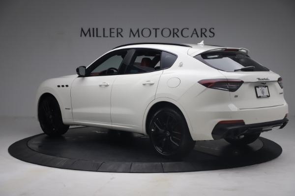 New 2021 Maserati Levante Q4 GranSport for sale $92,485 at Maserati of Westport in Westport CT 06880 4