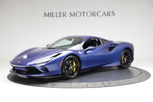 Used 2020 Ferrari F8 Tributo for sale $349,900 at Maserati of Westport in Westport CT 06880 2