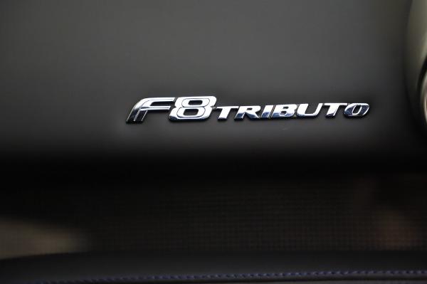 Used 2020 Ferrari F8 Tributo for sale $349,900 at Maserati of Westport in Westport CT 06880 21