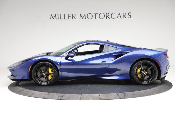 Used 2020 Ferrari F8 Tributo for sale $349,900 at Maserati of Westport in Westport CT 06880 3