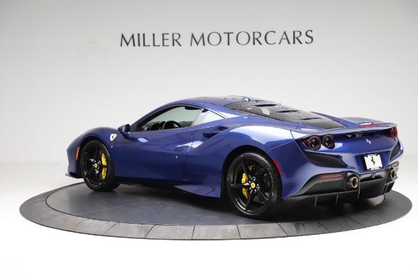 Used 2020 Ferrari F8 Tributo for sale $349,900 at Maserati of Westport in Westport CT 06880 4
