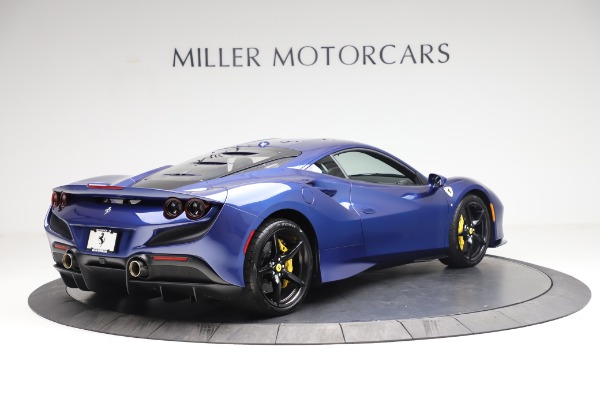 Used 2020 Ferrari F8 Tributo for sale $349,900 at Maserati of Westport in Westport CT 06880 7
