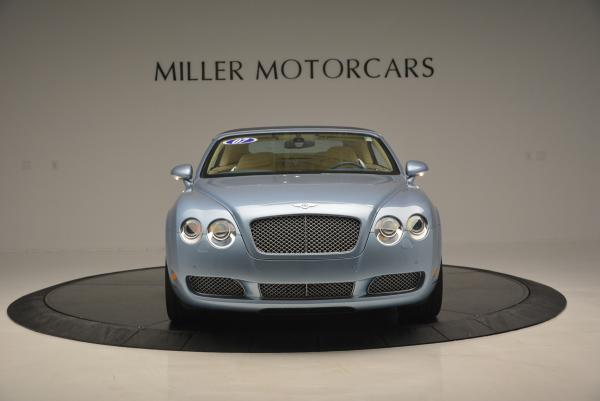 Used 2007 Bentley Continental GTC for sale Sold at Maserati of Westport in Westport CT 06880 12