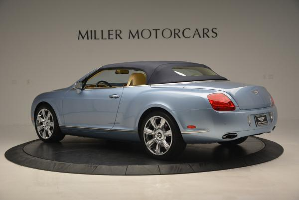 Used 2007 Bentley Continental GTC for sale Sold at Maserati of Westport in Westport CT 06880 16
