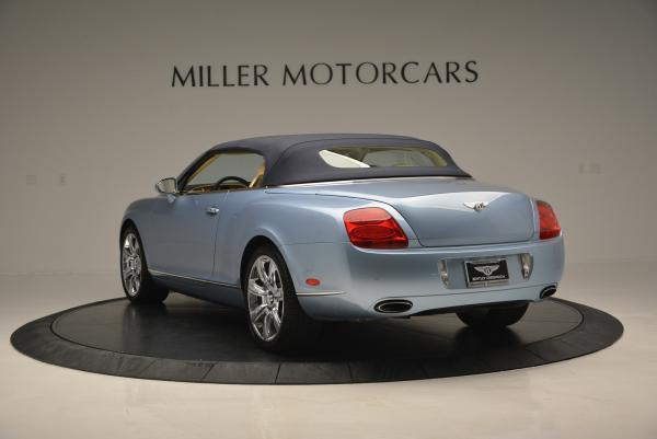 Used 2007 Bentley Continental GTC for sale Sold at Maserati of Westport in Westport CT 06880 17