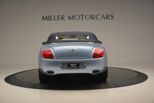 Used 2007 Bentley Continental GTC for sale Sold at Maserati of Westport in Westport CT 06880 18