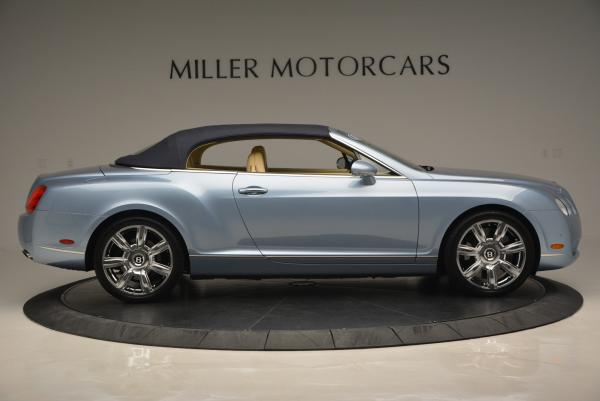 Used 2007 Bentley Continental GTC for sale Sold at Maserati of Westport in Westport CT 06880 21