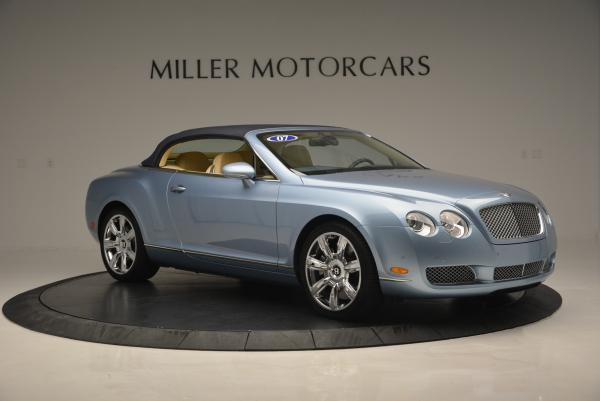 Used 2007 Bentley Continental GTC for sale Sold at Maserati of Westport in Westport CT 06880 22