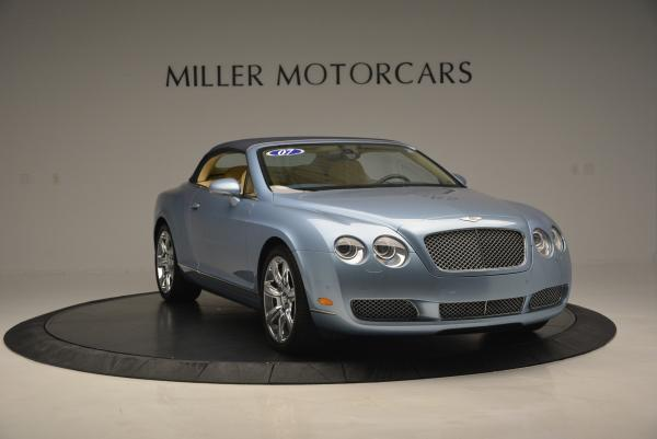 Used 2007 Bentley Continental GTC for sale Sold at Maserati of Westport in Westport CT 06880 23