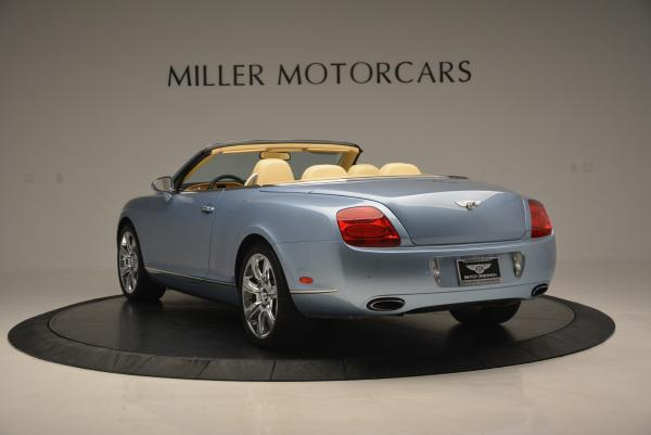 Used 2007 Bentley Continental GTC for sale Sold at Maserati of Westport in Westport CT 06880 5