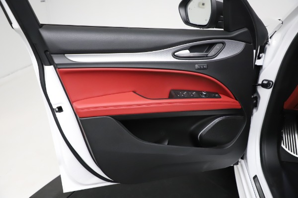 New 2021 Alfa Romeo Stelvio Ti Sport Q4 for sale $56,240 at Maserati of Westport in Westport CT 06880 17