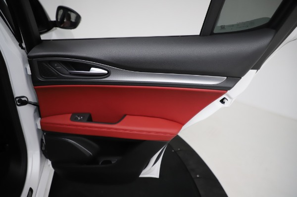 New 2021 Alfa Romeo Stelvio Ti Sport Q4 for sale $56,240 at Maserati of Westport in Westport CT 06880 27