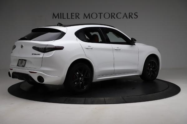 New 2021 Alfa Romeo Stelvio Ti Sport Q4 for sale $56,240 at Maserati of Westport in Westport CT 06880 8