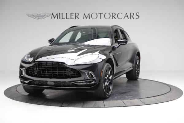 New 2021 Aston Martin DBX for sale $209,686 at Maserati of Westport in Westport CT 06880 12
