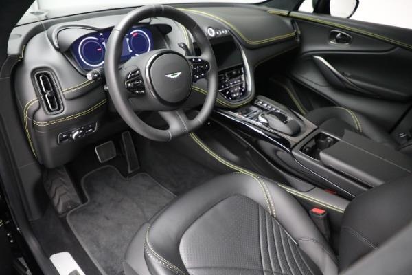 New 2021 Aston Martin DBX for sale $209,686 at Maserati of Westport in Westport CT 06880 13