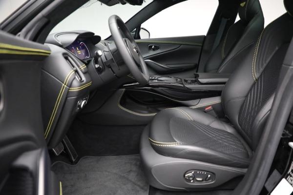 New 2021 Aston Martin DBX for sale $209,686 at Maserati of Westport in Westport CT 06880 14