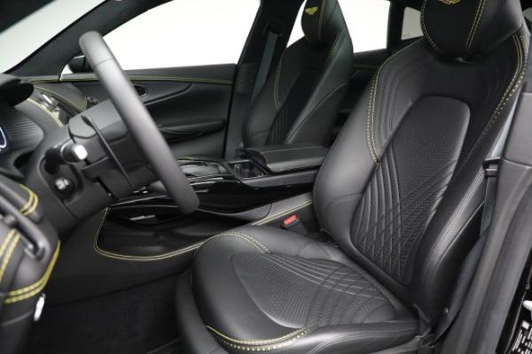 New 2021 Aston Martin DBX for sale $209,686 at Maserati of Westport in Westport CT 06880 15