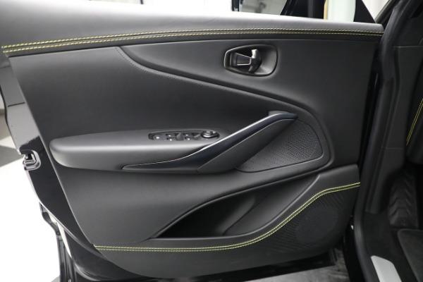 New 2021 Aston Martin DBX for sale $209,686 at Maserati of Westport in Westport CT 06880 17